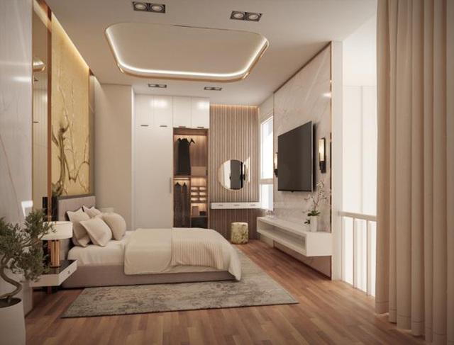 Lộ diện căn hộ hạng sang tại trung tâm Chợ Lớn giá 67 triệu/m2 - Ảnh 1.