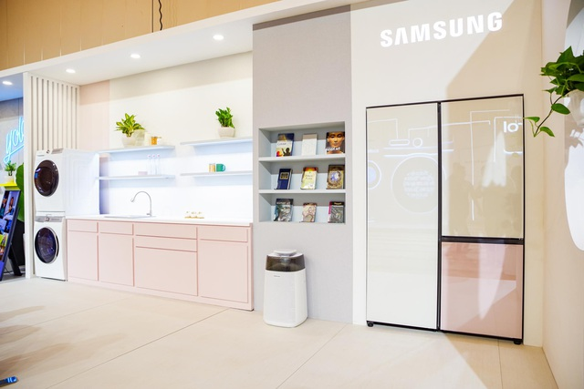Từ chiếc máy giặt có trí tuệ nhân tạo tới TV công nghệ hoàn toàn mới, đây là cách Samsung chinh phục người dùng - Ảnh 1.