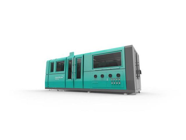 Khám phá các loại máy móc ngành nhựa, cao su hàng đầu Đài Loan - Ảnh 1.