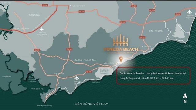 Venezia Beach, từ nghệ thuật Italy đến cung đường nghỉ dưỡng triệu đô - Ảnh 2.