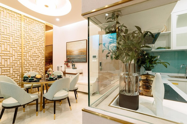 Lộ diện căn hộ hạng sang tại trung tâm Chợ Lớn giá 67 triệu/m2 - Ảnh 2.