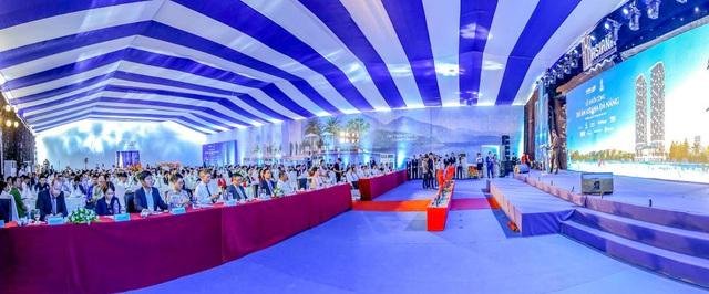 Gotec Land chính thức khởi công dự án căn hộ cao cấp Asiana Đà Nẵng - Ảnh 2.