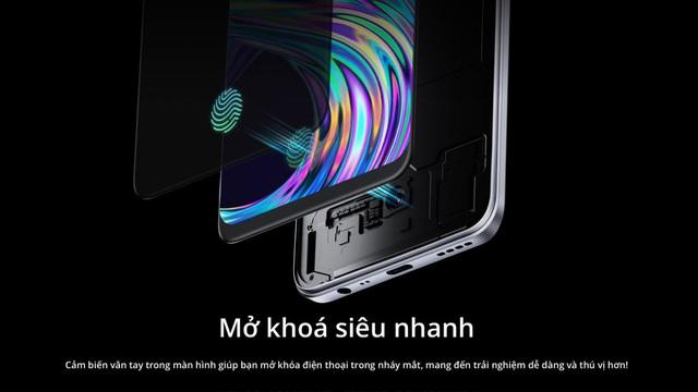 Mãn nhãn với màn hình AMOLED trên smartphone realme 8 mới nhất - Ảnh 2.