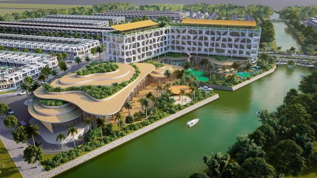 Tập đoàn DIC - Top 50 DN tăng trưởng xuất sắc nhất Việt Nam 2021 - Ảnh 2.