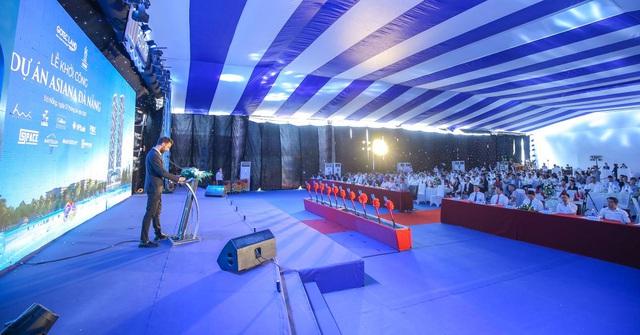 Gotec Land chính thức khởi công dự án căn hộ cao cấp Asiana Đà Nẵng - Ảnh 3.