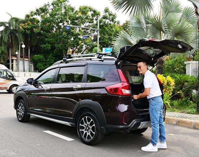 Suzuki XL7, mẫu SUV hoàn hảo vừa đi phố vừa đi xa - Ảnh 3.