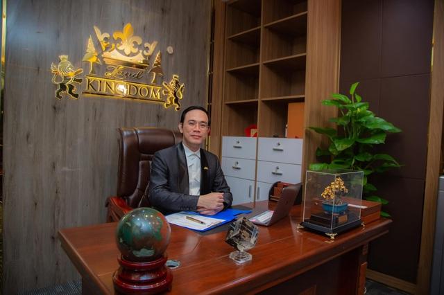 Ra mắt Kingdom Land, nhà đầu tư và quản lý bất động sản tại Việt Nam - Ảnh 3.
