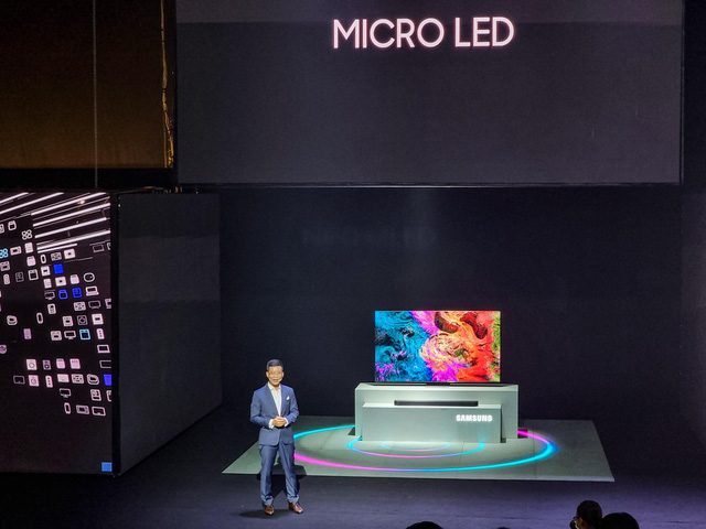 Từ chiếc máy giặt có trí tuệ nhân tạo tới TV công nghệ hoàn toàn mới, đây là cách Samsung chinh phục người dùng - Ảnh 5.