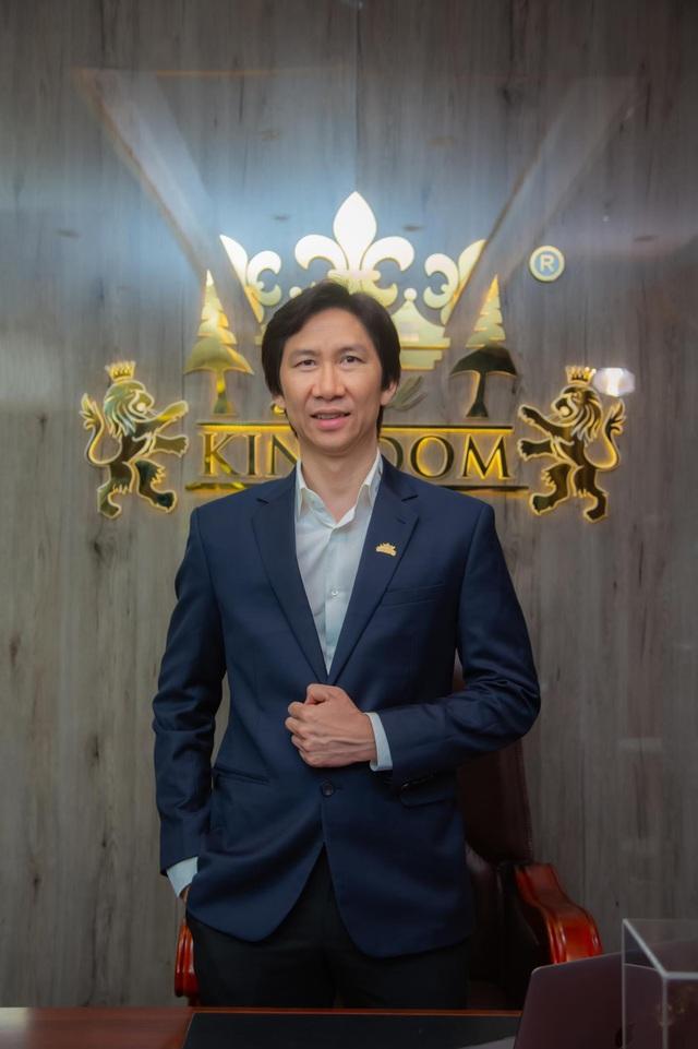 Ra mắt Kingdom Land, nhà đầu tư và quản lý bất động sản tại Việt Nam - Ảnh 4.