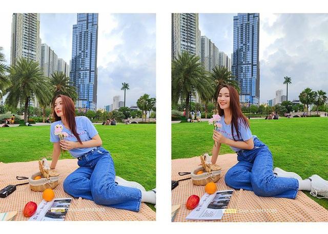 Sử dụng realme 8 cưa đổ crush khi đưa đi picnic chụp ảnh cuối tuần - Ảnh 5.