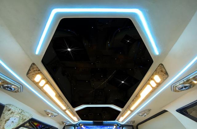 Khám phá chuẩn mực dòng xe President của Dcar Limousine - Ảnh 3.
