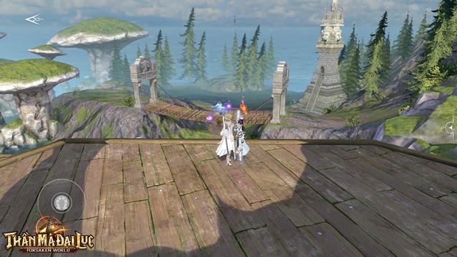 Game bom tấn Forsaken World: Thần Ma Đại Lục dành cho dân cày cuốc Photo-1-16197899814771213453887