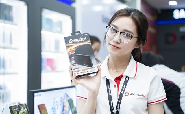 1000 suất mua pin dự phòng Energizer 10.000mAh UE10053 giảm 55%, chỉ còn 245 ngàn đồng - Ảnh 2.