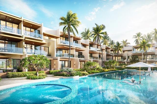 Dự kiến, phân khu thứ 3 thuộc Thanh Long Bay - The Song- sẽ được tiếp tục giới thiệu trên thị trường trong tháng 5 này với gần 100 căn nhà vườn kiểu mới