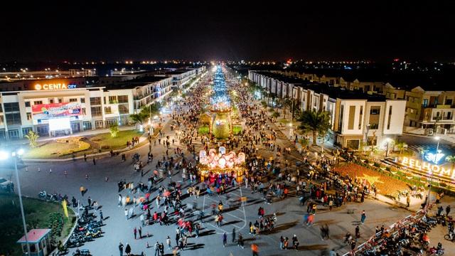 Từ Sơn chuyển mình lên thành phố với những khu đô thị xanh - Ảnh 1.