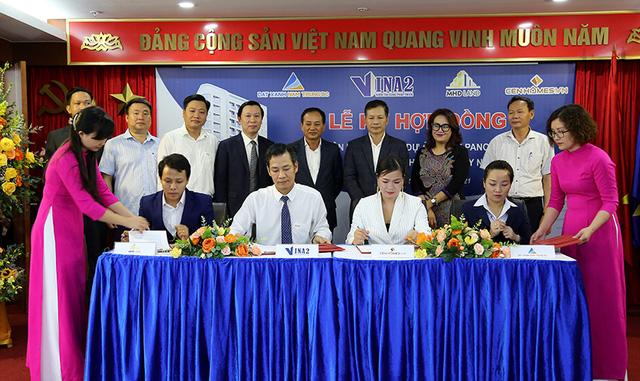 Vina2 ký hợp tác cùng các đơn vị phân phối dự án 3 mặt tiền ở Quy Nhơn - Ảnh 1.