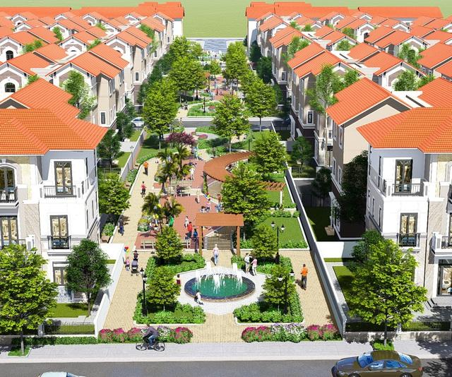 Từ Sơn chuyển mình lên thành phố với những khu đô thị xanh - Ảnh 2.