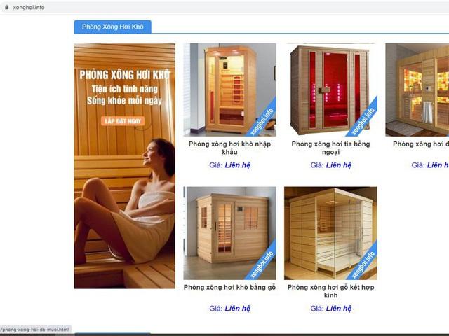 """Lắp phòng xông hơi tại nhà: Nhu cầu """"nóng"""" nhưng thị trường """"khan"""" - Ảnh 2."""