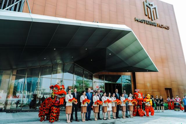 Masterise Homes đầu tư 400 tỷ cho nhà mẫu hàng hiệu Grand Marina Gallery - Ảnh 1.