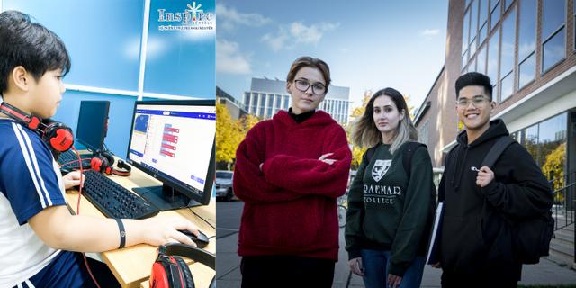 Hệ thống trường Khai Nguyên hợp tác cùng Braemar College (Canada) rút ngắn lộ trình vào đại học quốc tế - Ảnh 4.