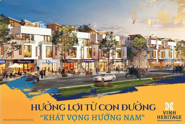 Mở bán phân khu Hoàng yến dự án Vinh heritage thu hút hơn 400 khách hàng tham dự - Ảnh 2.