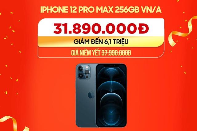 iPhone 12 Pro Max và Galaxy Z Fold 2 5G giảm đến 6,1 triệu tại XTmobile - Ảnh 2.