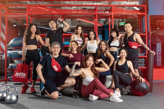 Dù thế giới còn khó khăn dịch bệnh, chuỗi Jetts Fitness không ngừng mở rộng lãnh thổ tại Việt Nam - ảnh 2
