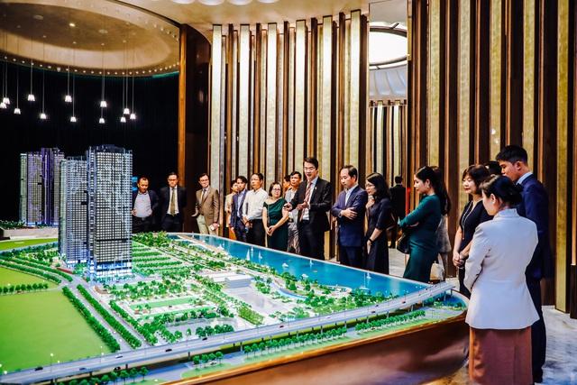 Masterise Homes đầu tư 400 tỷ cho nhà mẫu hàng hiệu Grand Marina Gallery - Ảnh 4.