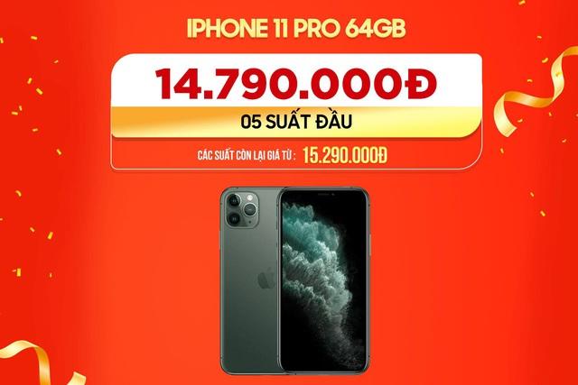 iPhone 12 Pro Max và Galaxy Z Fold 2 5G giảm đến 6,1 triệu tại XTmobile - Ảnh 3.