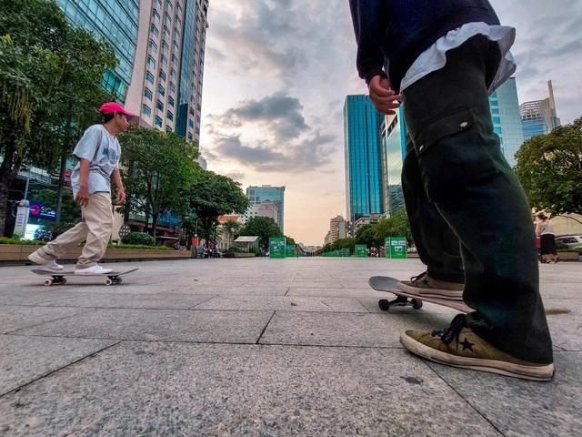 Sài Gòn - thành phố không ngủ qua ống kính Galaxy A72 - ảnh 3