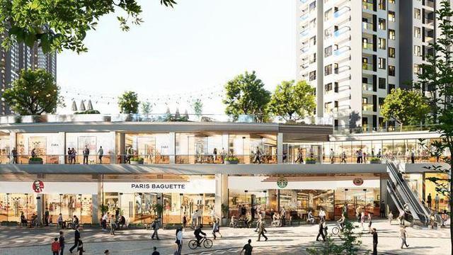 Triển khai trung tâm thương mại trên mặt nước tại Ecopark - Ảnh 3.