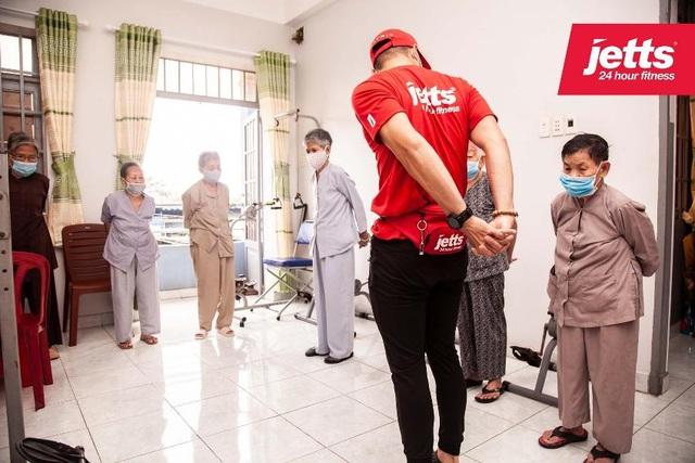 Dù thế giới còn khó khăn dịch bệnh, chuỗi Jetts Fitness không ngừng mở rộng lãnh thổ tại Việt Nam - ảnh 4
