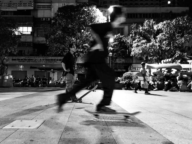 Sài Gòn - thành phố không ngủ qua ống kính Galaxy A72 - ảnh 9