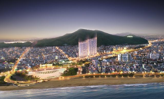 Dự án I – Tower Quy Nhơn chính thức được cấp giấy phép xây dựng - Ảnh 1.