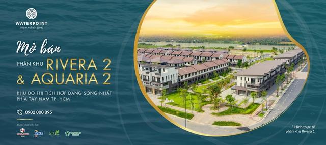 Chọn trải nghiệm sống khác biệt tại Rivera 2 và Aquaria 2 của Waterpoint - Ảnh 4.