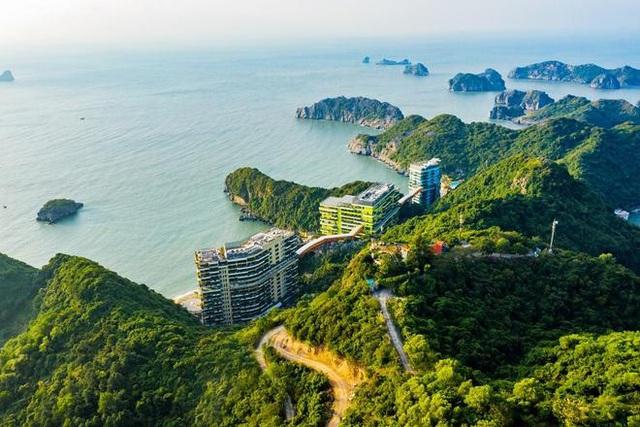 Flamingo Cat Ba Resorts, kiệt tác nghỉ dưỡng nơi rừng biển giao hòa - Ảnh 1.