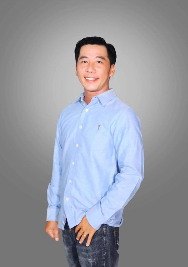 Doanh nhân Trần Lưu Bảo Đại - Khởi nghiệp từ niềm đam mê - Ảnh 1.