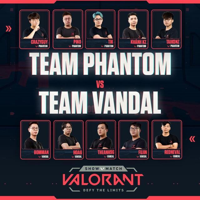 VALORANT ra mắt thành công với trận showmatch giải trí đích thực - Ảnh 2.