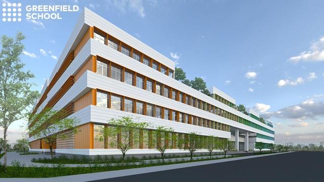 Khởi công Trường Liên cấp Song ngữ Greenfield School Đồng Nai - Ảnh 1.