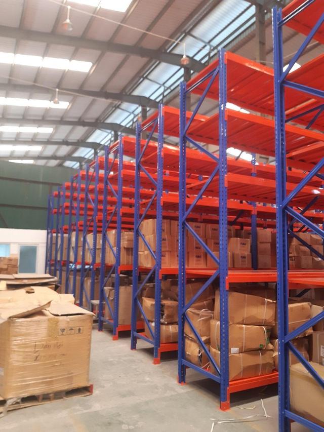 Kệ sắt Ngọc Tín cung cấp đa dạng sản phẩm kệ sắt tại TP.HCM - Ảnh 1.