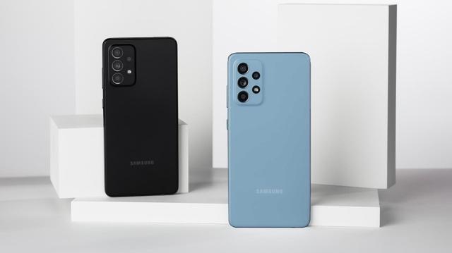 """""""Hot rần rần"""" với Samsung Galaxy A52 5G, vừa nhanh, mạnh vừa chống nước lại có cả bộ camera """"xịn sò"""" - Ảnh 1."""