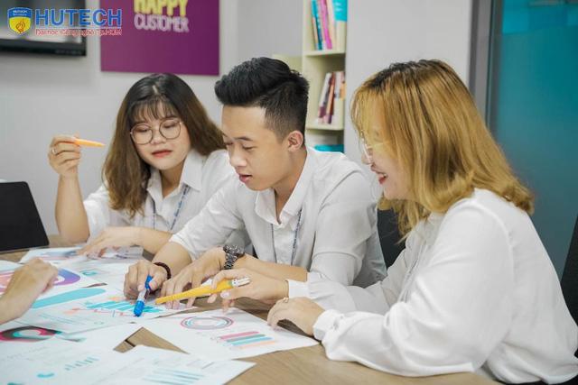 Trải nghiệm doanh nghiệp: Mô hình đào tạo hiệu quả cho sinh viên ngành Quản trị nhân lực - ảnh 1