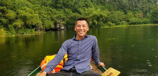 Doanh nhân Trần Lưu Bảo Đại - Khởi nghiệp từ niềm đam mê - Ảnh 2.