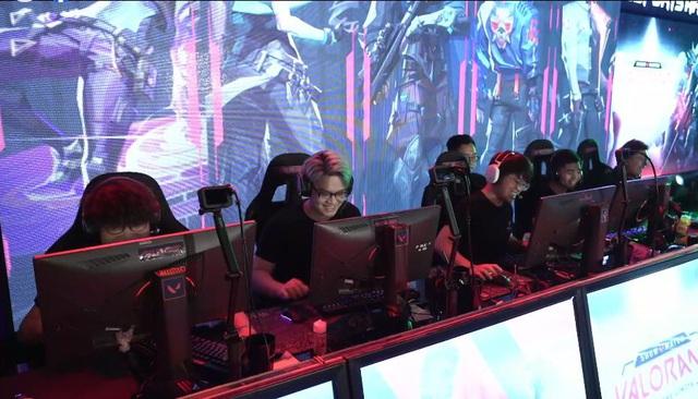 VALORANT ra mắt thành công với trận showmatch giải trí đích thực - Ảnh 3.