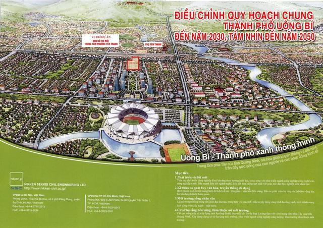 Bất động sản Uông Bí - Dấu ấn tăng trưởng kích thích từ hàng loạt các dự án tỷ đô - Ảnh 1.