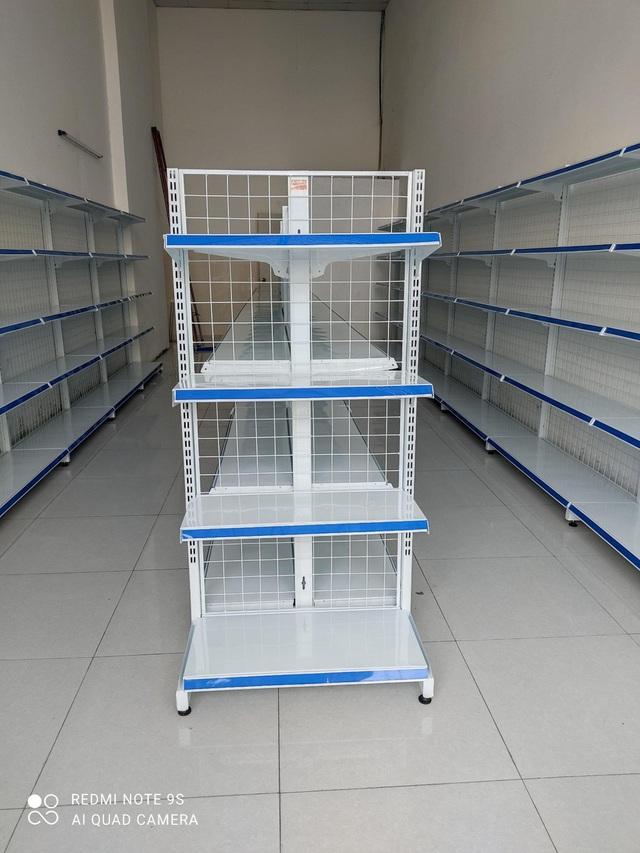 Kệ sắt Ngọc Tín cung cấp đa dạng sản phẩm kệ sắt tại TP.HCM - Ảnh 2.
