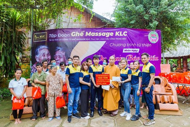 Ghế Massage chính hãng KLC - Hành trình kiến tạo giá trị sức khỏe cho người Việt - Ảnh 2.