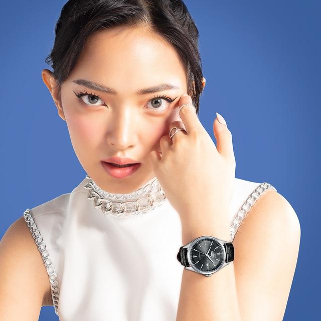 Đồng hồ chính hãng, sang chảnh có thừa dành riêng cho thế hệ Gen Z năng động - Ảnh 2.