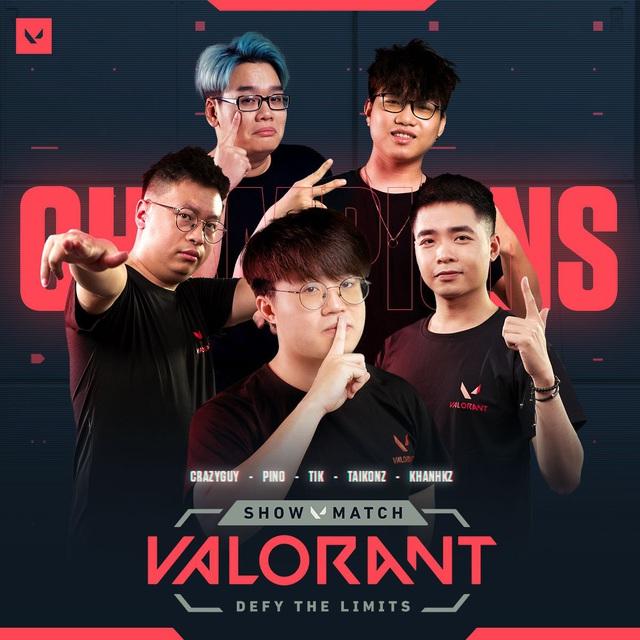 VALORANT ra mắt thành công với trận showmatch giải trí đích thực - Ảnh 4.