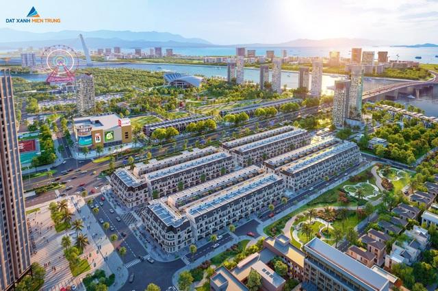 Thập kỷ trở thành nhà phát triển bất động sản hạng sang của Đất Xanh Miền Trung - Ảnh 4.